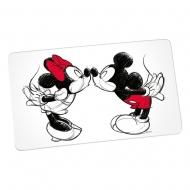 Disney - Planche à découper Mickey Kiss Sketch