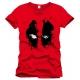 Marvel Comics - Deadpool - T-Shirt Splash Head