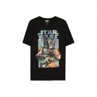 Star Wars - T-Shirt Boba Fett Poster