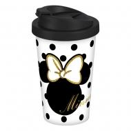 Disney - Mug de voyage Minnie Glitter