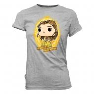 Disney - T-Shirt Loose POP! Tees Belle In Crest