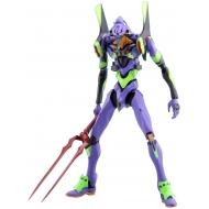 Rebuild of Evangelion - Figurine Riobot Evangelion Unit-01 EVA GLOBAL Exclusive 17 cm