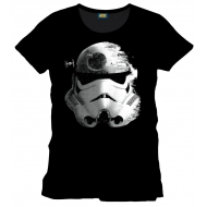 Star Wars - T-Shirt Stormtrooper Deathstar