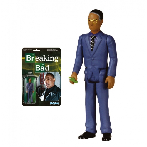 Breaking Bad - ReAction -Figurine Gus Fring 10 cm