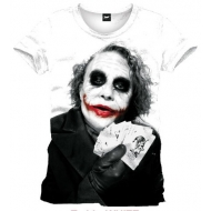 Batman - T-Shirt Joker Poker