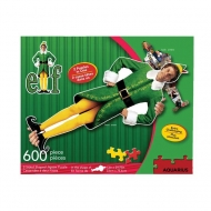 Elfe - Puzzle Shaped Elf (600 pièces)