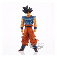 Dragon Ball Super - Statuette Grandista nero Son Goku 28 cm