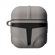 Star Wars : The Mandalorian - Etui pour boîtier AirPods PowerSquad The Mandalorian