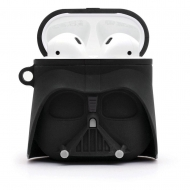 Star Wars - Etui pour boîtier AirPods PowerSquad Darth Vader
