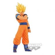 Dragonball Z - Figurine Resolution of Soldiers Super Saiyan Goku 18 cm