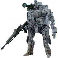 OBSOLETE - Figurine Plastic Model Kit Moderoid 1/35 Military Armed EXOFRAME 9 cm