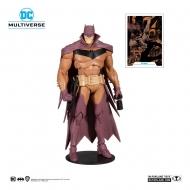 DC Comics - Figurine DC Multiverse White Knight Batman (Red Variant) 18 cm
