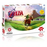 The Legend of Zelda - Puzzle Ocarina of Time (1000 pièces)