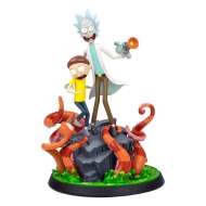 Rick et Morty - Statuette Rick & Morty 30 cm