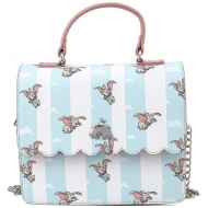 Disney - Sac à bandoulière POP! Dumbo Flying AOP by Loungefly