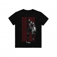 Demon's Souls - T-Shirt You Died Knight