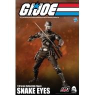 GI Joe - Figurine FigZero 1/6 Snake Eyes 30 cm