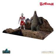 Ultraman - Figurines 5 Points Ultraman & Red King Boxed Set