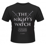 Le Trône de fer - T-Shirt The Night Watch