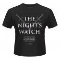 Le Trône de fer - T-Shirt The Night Watch
