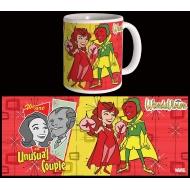 Wandavision - Mug Unusual Couple