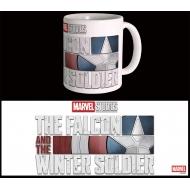 Marvel - Mug The Falcon & the Winter Soldier Logo