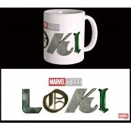 Marvel - Mug Loki Logo