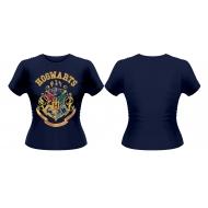 Harry Potter - T-Shirt femme Hogwarts Crest