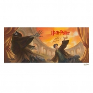 Harry Potter - Lithographie Deathly Hallows Book Cover Artwork Limited Edition 42 x 30 cm