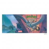 Harry Potter - Lithographie Prisoner of Azkaban Book Cover Artwork Limited Edition 42 x 30 cm