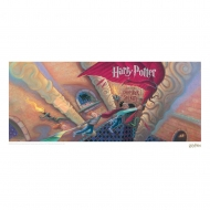 Harry Potter - Lithographie Chamber of Secrets Book Cover Artwork Limited Edition 42 x 30 cm