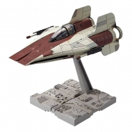 Star Wars - Maquette 1/72 A-Wing Starfighter 10 cm
