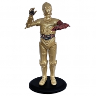 Star Wars Episode VII - Statuette Elite Collection C-3PO 3 (Red Arm) 18 cm