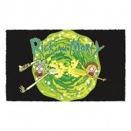Rick & Morty - Paillasson Logo 40 x 60 cm