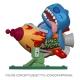 Lilo & Stitch - Figurine POP! Stitch in Rocket 15 cm