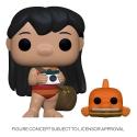 Lilo & Stitch - Figurine POP! Lilo w/Pudge 9 cm