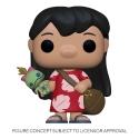 Lilo & Stitch - Figurine POP! Lilo w/Scrump 9 cm