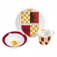 Harry Potter - Set petit-déjeuner Gryffondor