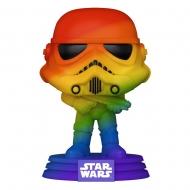 Star Wars - Figurine POP! Stormtrooper (RNBW) 9 cm