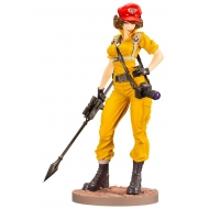 G.I. Joe - Statuette Bishoujo 1/7 Lady Jaye Canary Ann Color Version 23 cm
