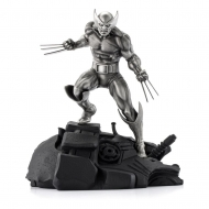 Marvel - Statuette Pewter Collectible Wolverine Victorious Limited Edition 24 cm