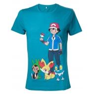 Pokemon - T-Shirt Ash Ketchum
