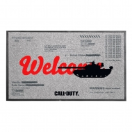 Call of Duty : Black Ops Cold War - Paillasson Welcome 44 x 75 cm