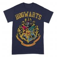 Harry Potter - T-Shirt Harry Potter Crest Varsity Style