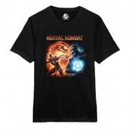 Mortal Kombat - T-Shirt Fire and Ice