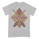 Harry Potter - T-Shirt Gryffindor Quidditch