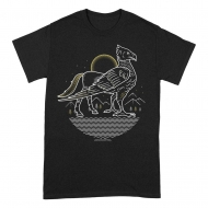 Harry Potter - T-Shirt Buckbeak Line Art
