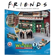 Friends - Puzzle 3D Central Perk (440 pièces)