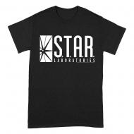 DC Comics - T-Shirt Star Labs Logo Flash