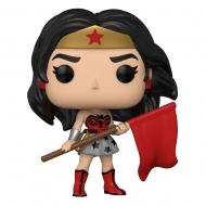 DC Comics - Figurine POP! WW 80th WW Superman: Red Son 9 cm